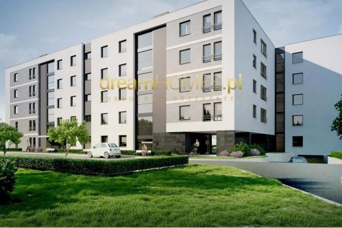 Apartamenty Gdynia Redłowo - Gdynia, Redłowo, ul.Cylkowskiego/Powstania Wielkopolskiego., dreamHOMES.pl - zdjęcie 2