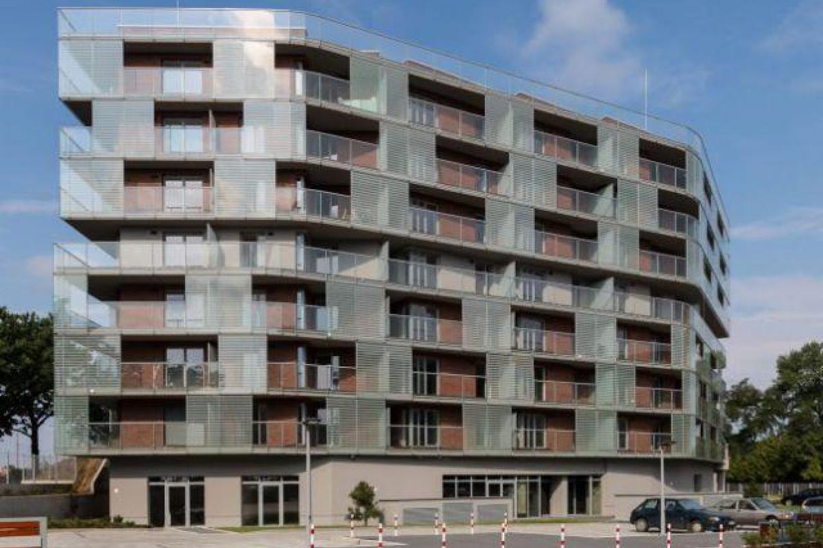 Stara Odra Residence I - Wrocław, Różanka, ul. Na Polance, Atal S.A. - zdjęcie 3