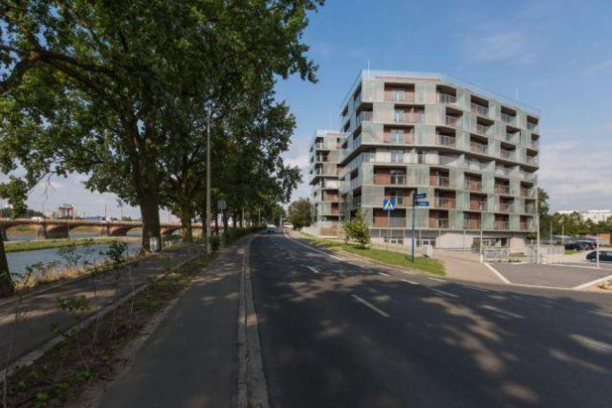 Stara Odra Residence I - Wrocław, Różanka, ul. Na Polance, Atal S.A. - zdjęcie 6