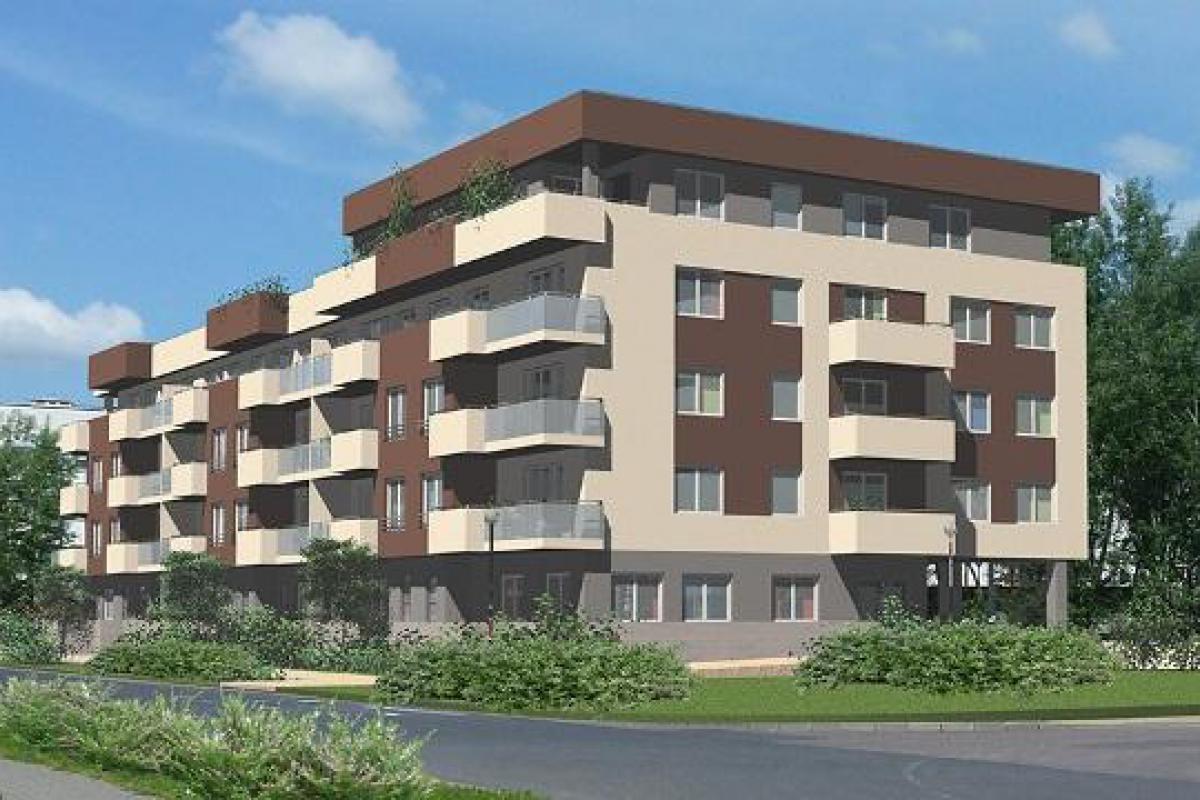 Apartamenty Kabaty - Warszawa, Kabaty, ul. Kabaty, Yuniversal Podlaski Sp. z o.o. - zdjęcie 1