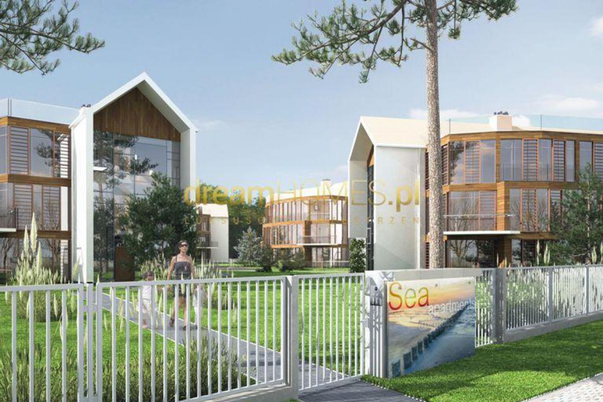 Sea Apartaments - Gdańsk, Żabianka-Jelitkowo, ul. Jelitkowska, TOP-consulting Sp. z o.o. - zdjęcie 1
