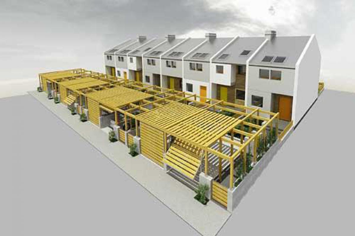 Domy w Krzyszkowie - Krzyszkowo, Bram - Best Constructa - zdjęcie 3