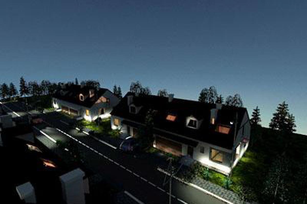 Domy w Krzyszkowie - Krzyszkowo, Bram - Best Constructa - zdjęcie 2