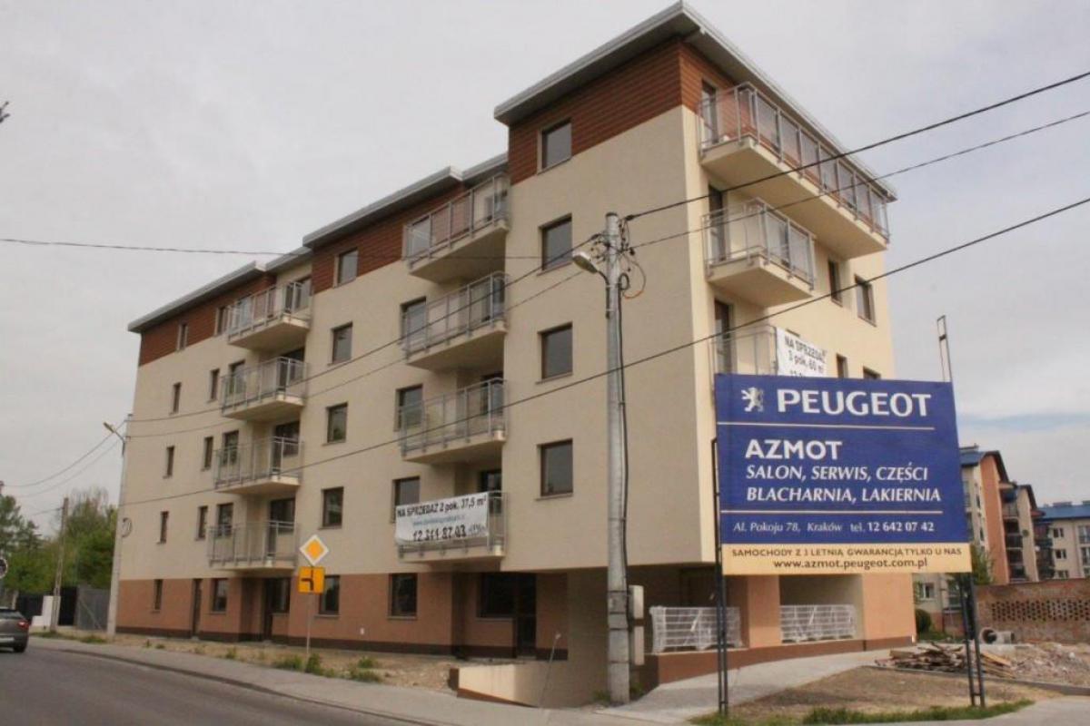 Dom Białoprądnicki - Kraków, Prądnik Biały, ul. Białoprądnicka 36, GoldenBird Capital Sp. z o.o. Sp. k. - zdjęcie 2
