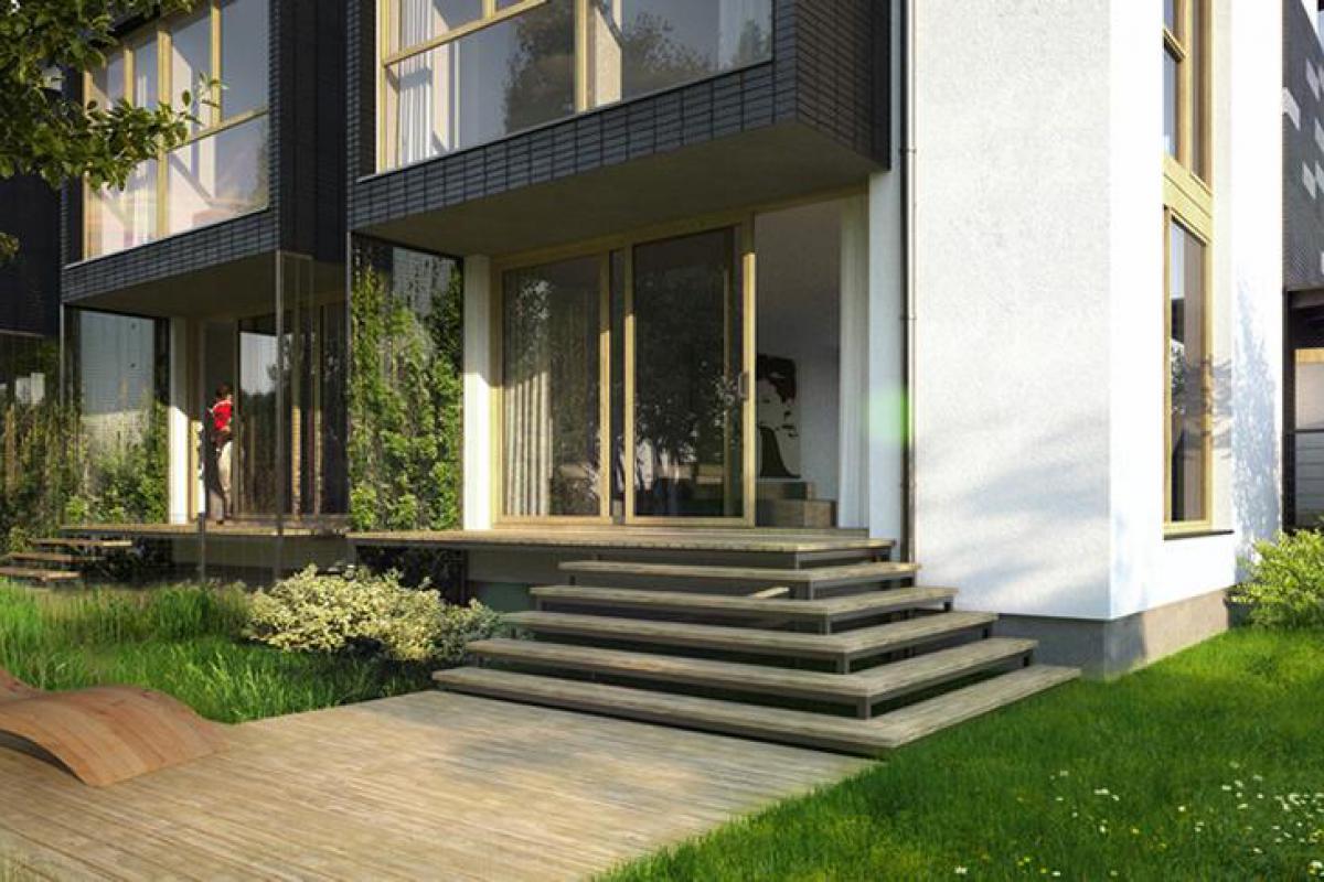 Willa Blanca - Warszawa, Stare Włochy, ul. Płomyka, FILICUM Investments Sp. z o.o. Sp. k. - zdjęcie 4