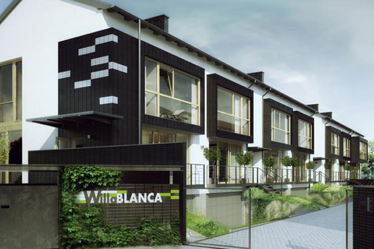 Willa Blanca - Warszawa, Stare Włochy, ul. Płomyka, FILICUM Investments Sp. z o.o. Sp. k. - zdjęcie 6