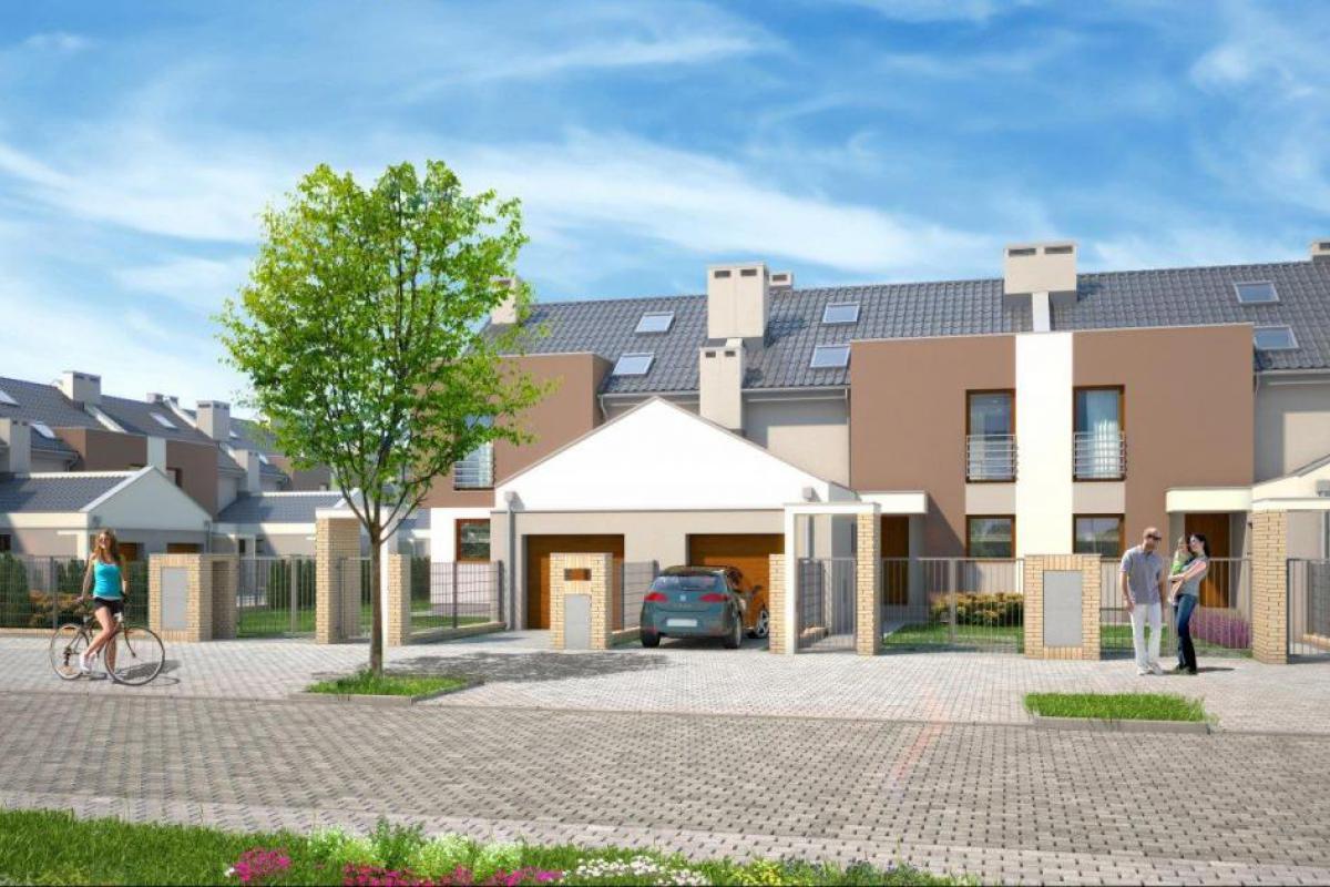 Małe Naramowice Pod Klonami - domy - Poznań, Naramowice, ul. Rubież/ Czarnucha, Echo Investment S.A. - zdjęcie 2