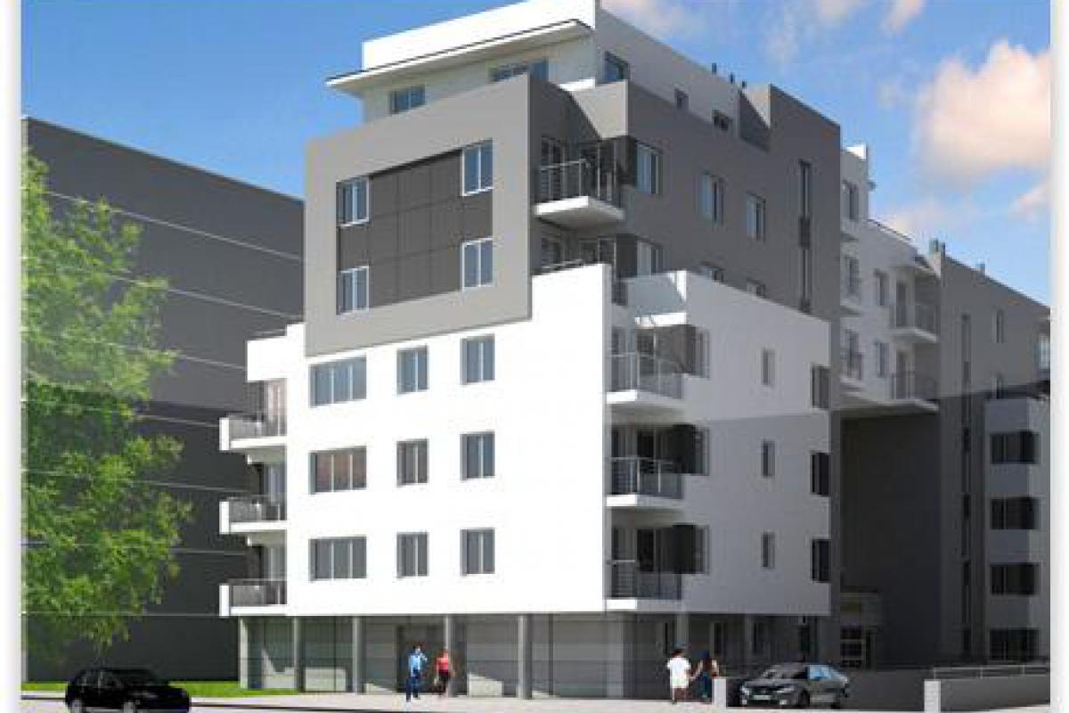 Apartamenty Międzyborska 15 - Warszawa, ul. Międzyborska 15, NOTICA INVESTMENT SP. Z O.O. SP. Komandytowa - zdjęcie 1