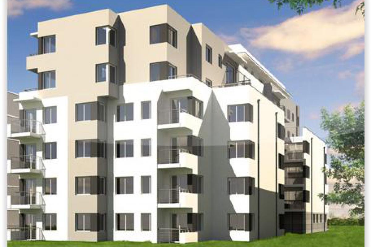 Apartamenty Międzyborska 15 - Warszawa, ul. Międzyborska 15, NOTICA INVESTMENT SP. Z O.O. SP. Komandytowa - zdjęcie 2