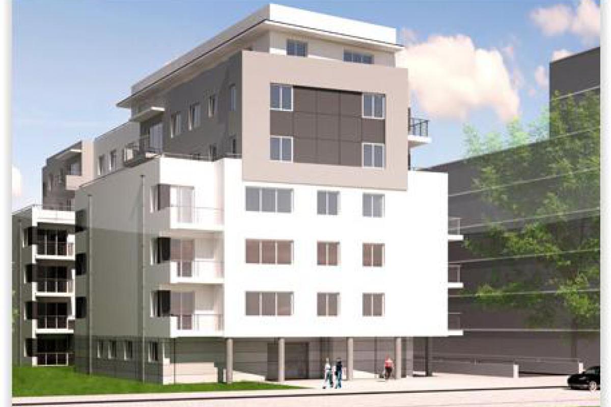 Apartamenty Międzyborska 15 - Warszawa, ul. Międzyborska 15, NOTICA INVESTMENT SP. Z O.O. SP. Komandytowa - zdjęcie 3