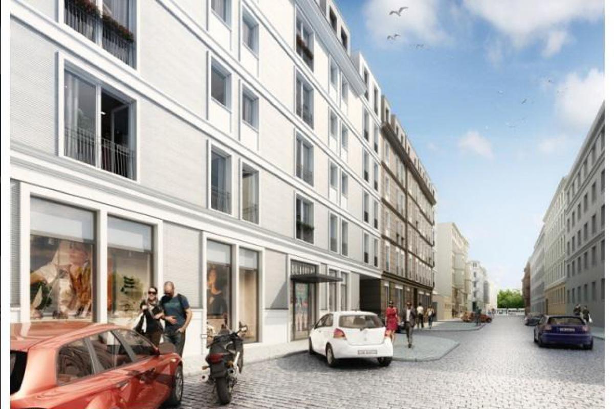 Apartamenty Stawowa - Wrocław, Południe, ul. Stawowa 4-8, i2 Development Sp. z o.o. - zdjęcie 1