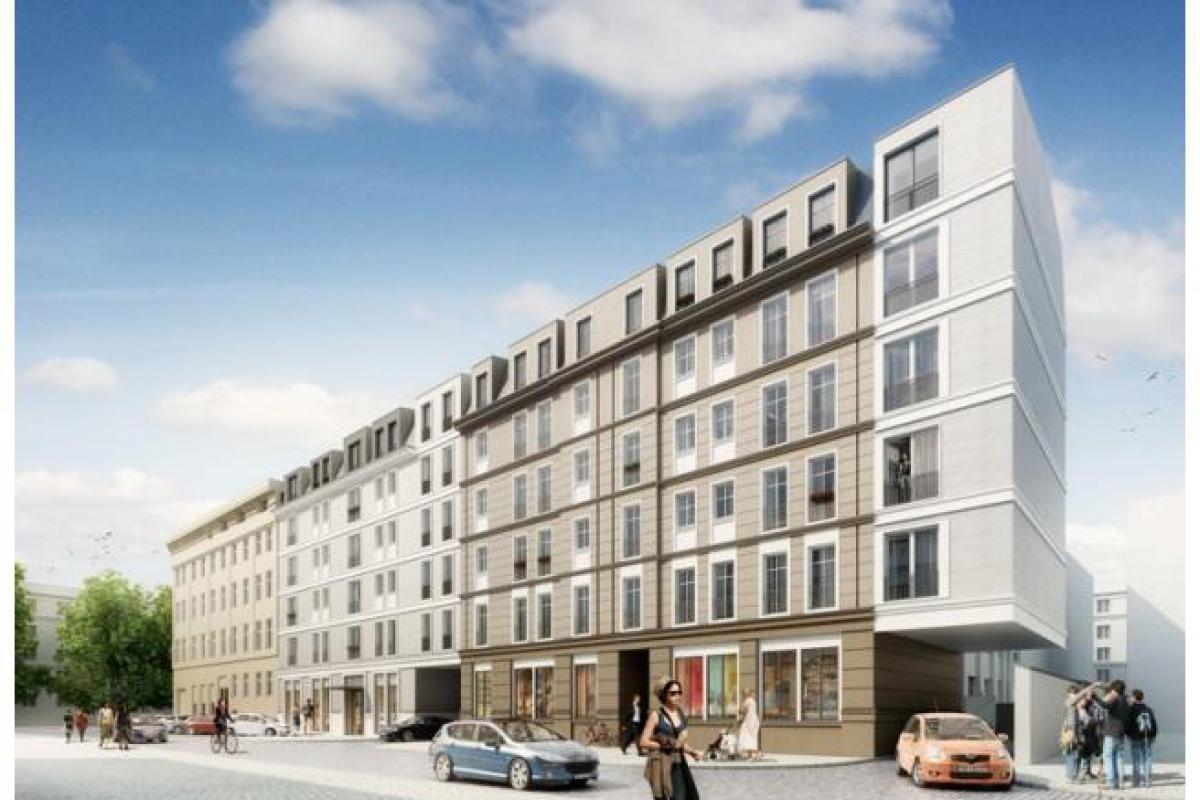 Apartamenty Stawowa - Wrocław, Południe, ul. Stawowa 4-8, i2 Development Sp. z o.o. - zdjęcie 3