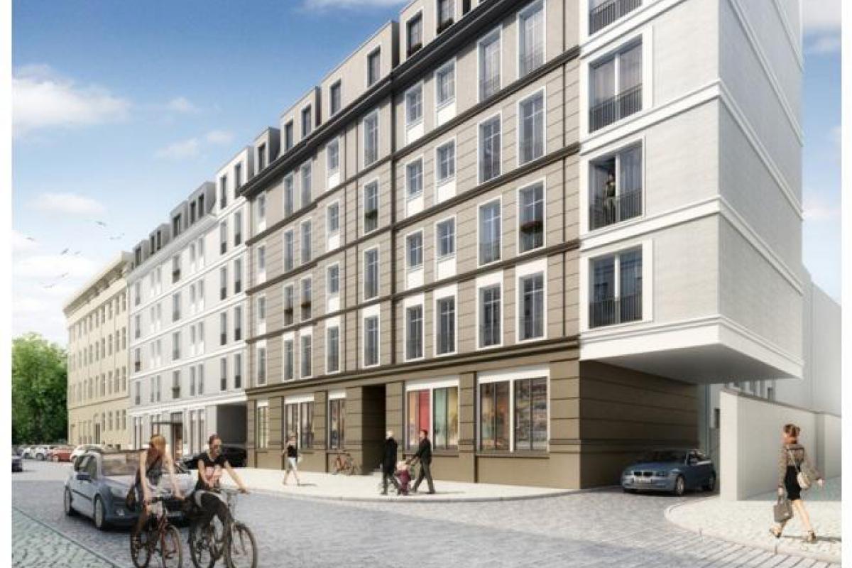 Apartamenty Stawowa - Wrocław, Południe, ul. Stawowa 4-8, i2 Development Sp. z o.o. - zdjęcie 4