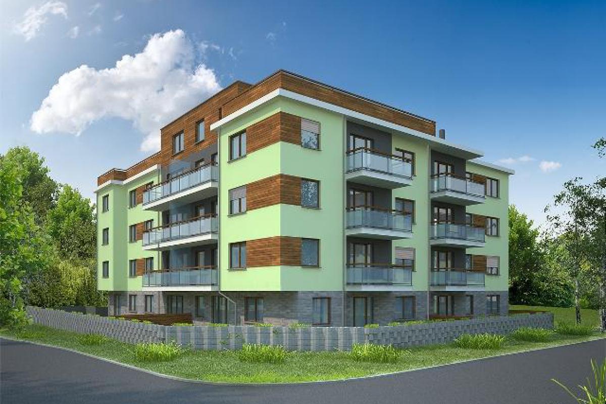 Apartamenty przy Zagony - Wrocław, Muchobór Wielki, ul. Zagony, Ekodom Deweloper Sp. z o.o. - zdjęcie 2