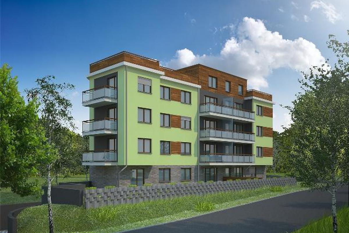 Apartamenty przy Zagony - Wrocław, Muchobór Wielki, ul. Zagony, Ekodom Deweloper Sp. z o.o. - zdjęcie 3