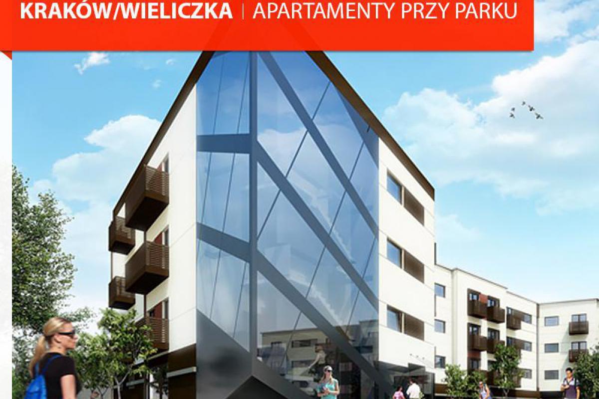 Murapol - Apartamenty Przy Parku - nowe mieszkanie już od 459 zł/miesięcznie - Wieliczka, ul. Kościuszki, Murapol S.A. - zdjęcie 3