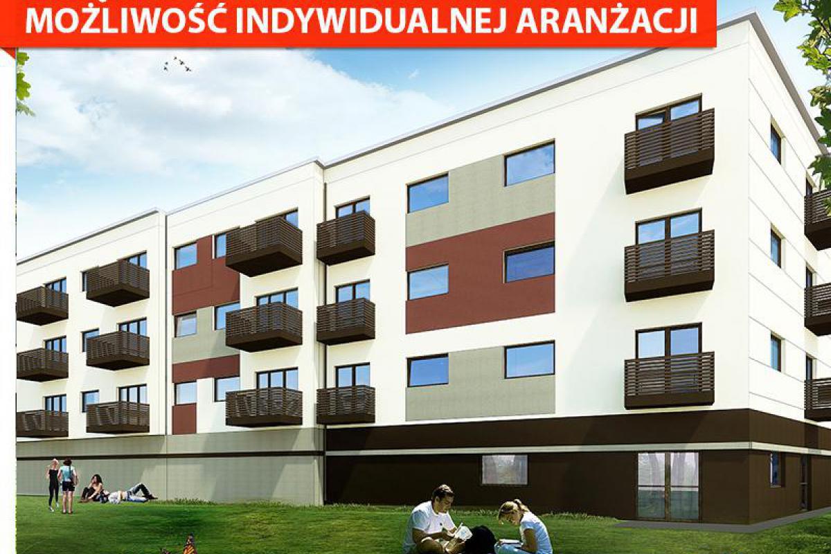 Murapol - Apartamenty Przy Parku - nowe mieszkanie już od 459 zł/miesięcznie - Wieliczka, ul. Kościuszki, Murapol S.A. - zdjęcie 1