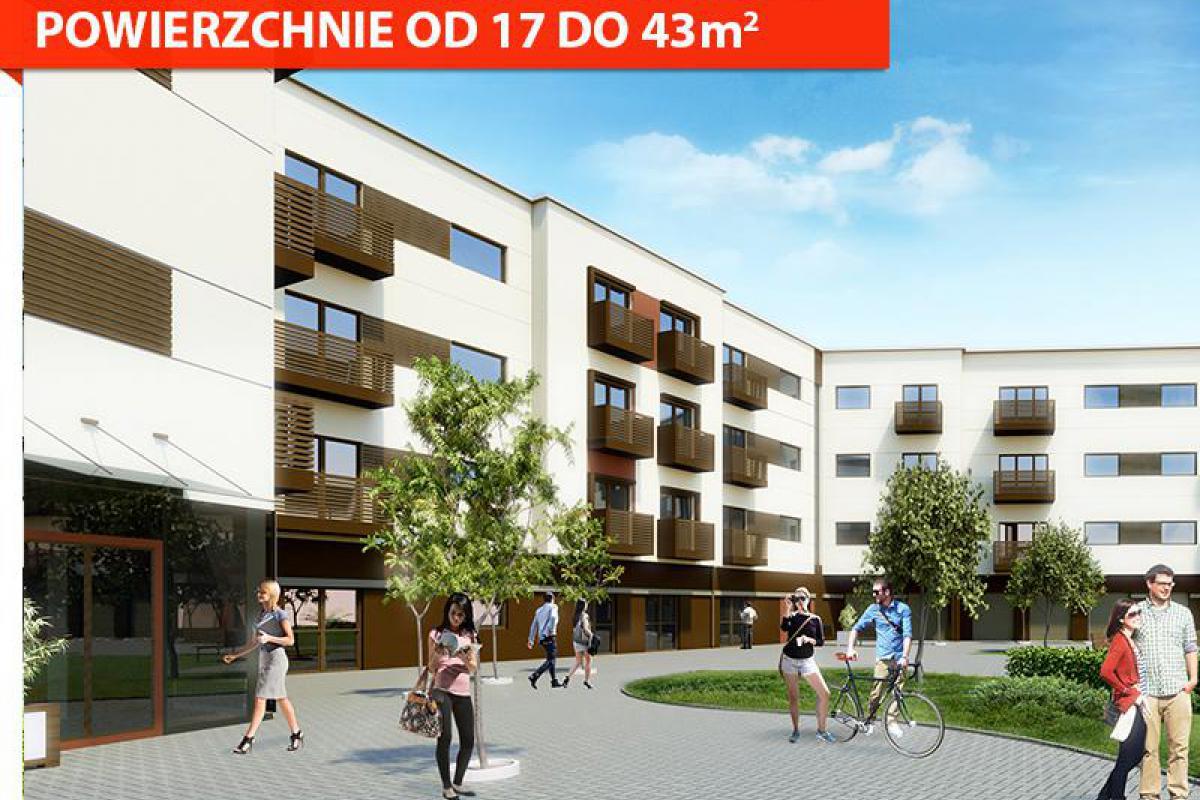 Murapol - Apartamenty Przy Parku - nowe mieszkanie już od 459 zł/miesięcznie - Wieliczka, ul. Kościuszki, Murapol S.A. - zdjęcie 2