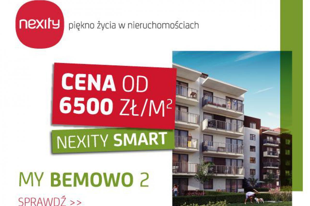MY Bemowo 2 - Warszawa, Chrzanów, ul. Batalionów Chłopskich 79, Nexity Polska Sp. z o.o. - zdjęcie 1
