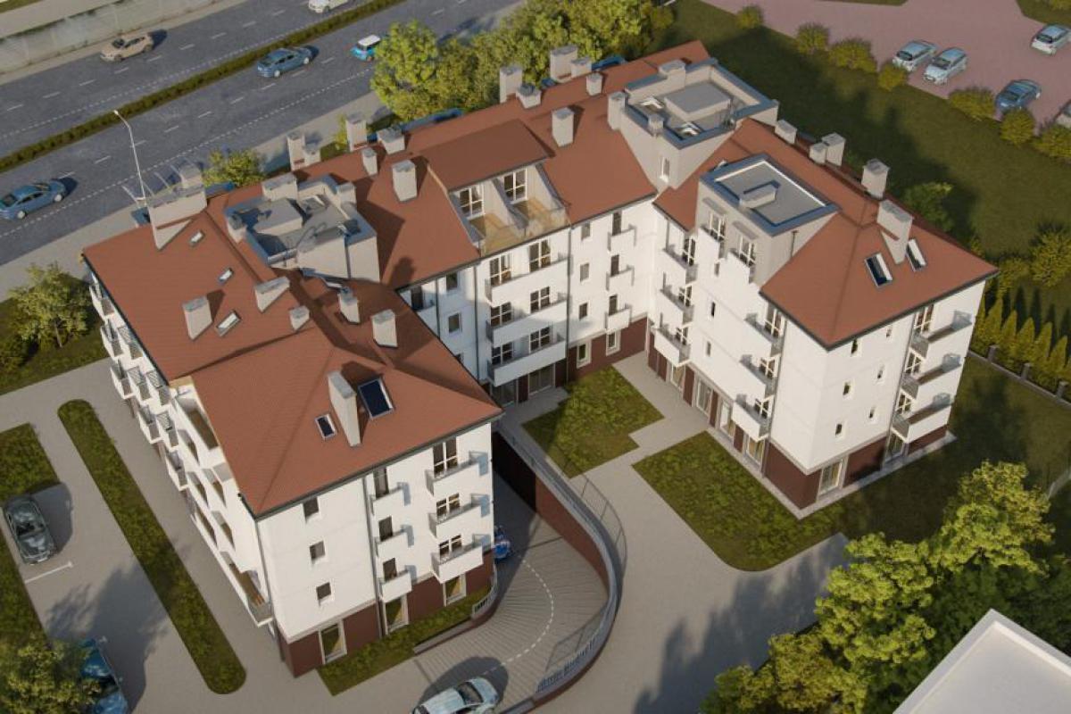 Borowska 176 - Wrocław, Krzyki - Osiedle, ul. Borowska 176, Egeria Development Sp. z o.o. - zdjęcie 1