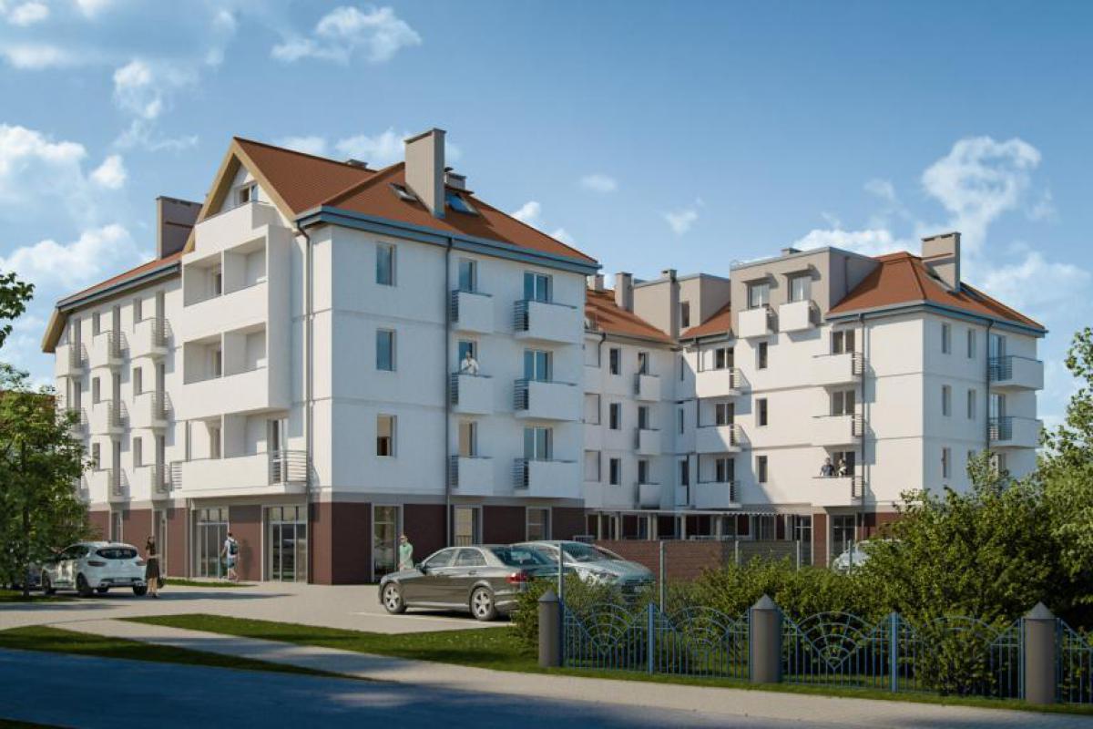 Borowska 176 - Wrocław, Krzyki - Osiedle, ul. Borowska 176, Egeria Development Sp. z o.o. - zdjęcie 2