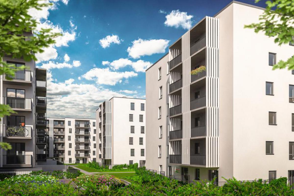 Kamienica Jeżyce - Poznań, Jeżyce - Osiedle, ul. Kościelna 17/19, Ronson Development - zdjęcie 5