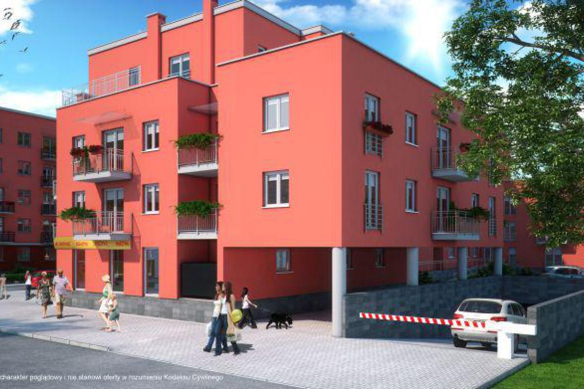 KORALIK - Poznań, Górna Wilda, ul. Czeremchowa, Family House Sp. z o.o. - zdjęcie 1