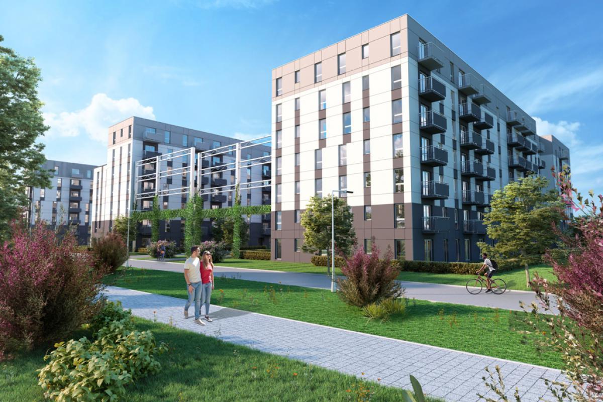 Murapol - Osiedle Murapol Bieńczycka - nowe mieszkanie już od 598 zł/miesięcznie - Kraków, Nowa Huta, ul. Bieńczycka 15B, Murapol S.A. - zdjęcie 2