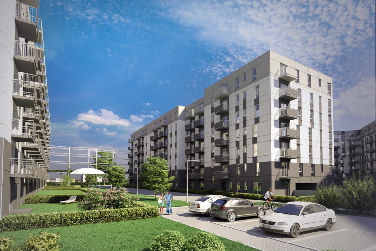Murapol - Osiedle Murapol Bieńczycka - nowe mieszkanie już od 598 zł/miesięcznie - Kraków, Nowa Huta, ul. Bieńczycka 15B, Murapol S.A. - zdjęcie 1