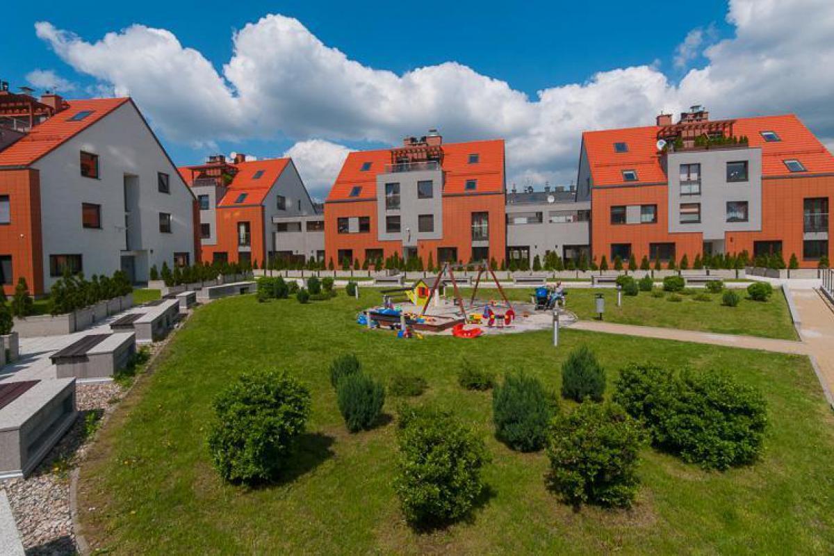 Osiedle Bursztynowe - Wrocław, Ołtaszyn, ul. Bursztynowa 5-25, mLocum S.A. Oddział we Wrocławiu - zdjęcie 1
