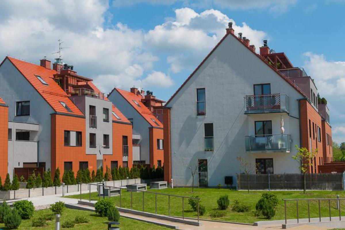 Osiedle Bursztynowe - Wrocław, Ołtaszyn, ul. Bursztynowa 5-25, mLocum S.A. Oddział we Wrocławiu - zdjęcie 8