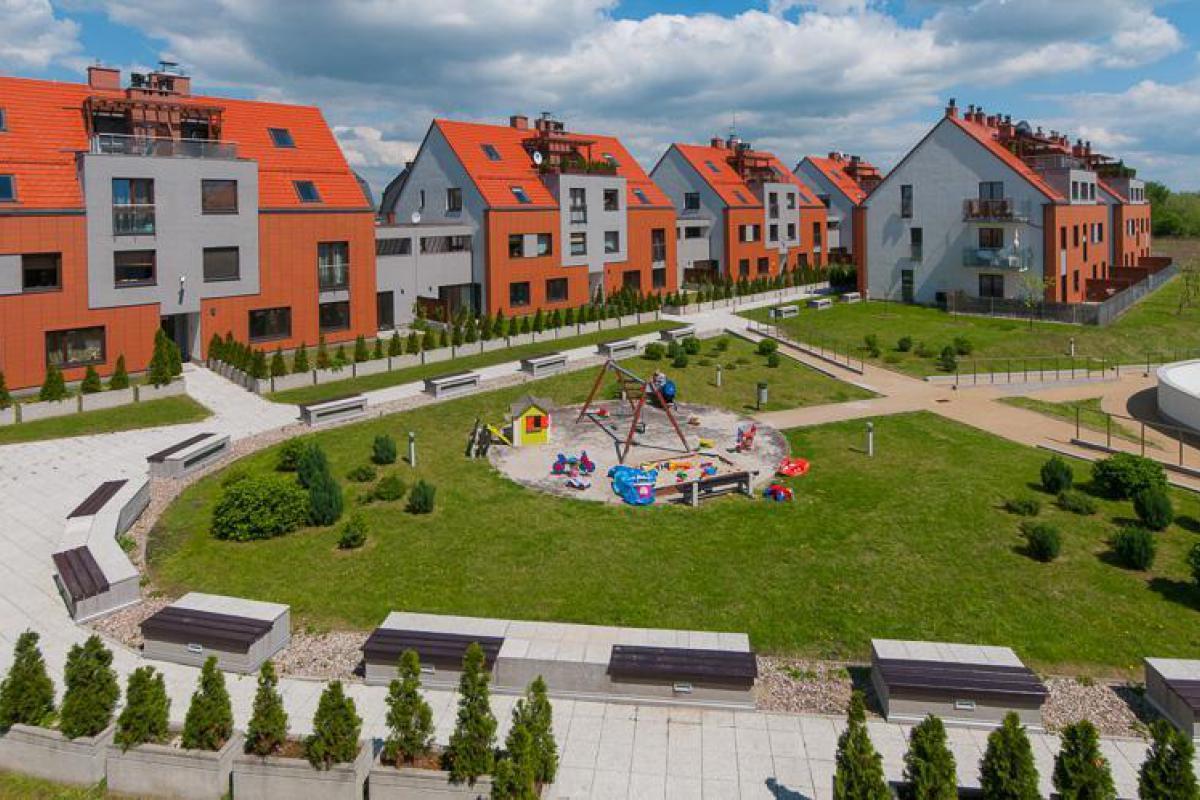 Osiedle Bursztynowe - Wrocław, Ołtaszyn, ul. Bursztynowa 5-25, mLocum S.A. Oddział we Wrocławiu - zdjęcie 9