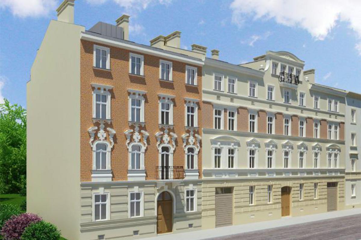 Ariańska 4-6 - Kraków, Wesoła, ul. Ariańska 4, Ariańska 4-6 Apartamenty sp. z o.o. Spółka Komandytowa - zdjęcie 2