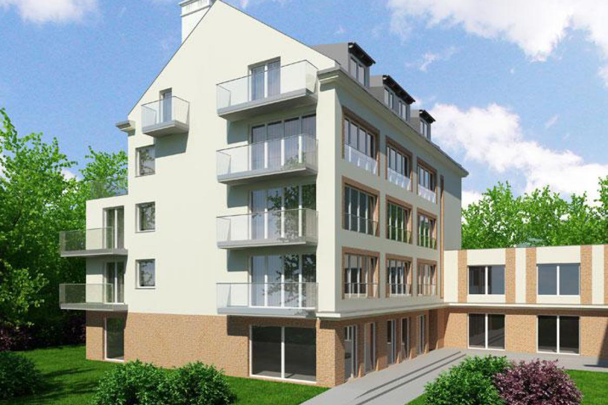 Ariańska 4-6 - Kraków, Wesoła, ul. Ariańska 4, Ariańska 4-6 Apartamenty sp. z o.o. Spółka Komandytowa - zdjęcie 1