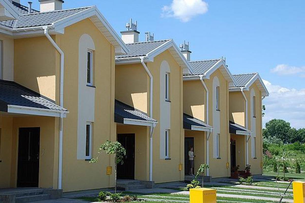 Osiedle w Muninie - Miunina, ul. Kolejowa, AmTech Sp. z o.o. - zdjęcie 2
