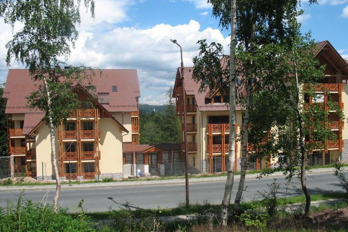 Apartamentowiec Szrenica  - Szklarska Poręba , ul. Urocza 5, Urocza 5 Sp. z o.o. - zdjęcie 1