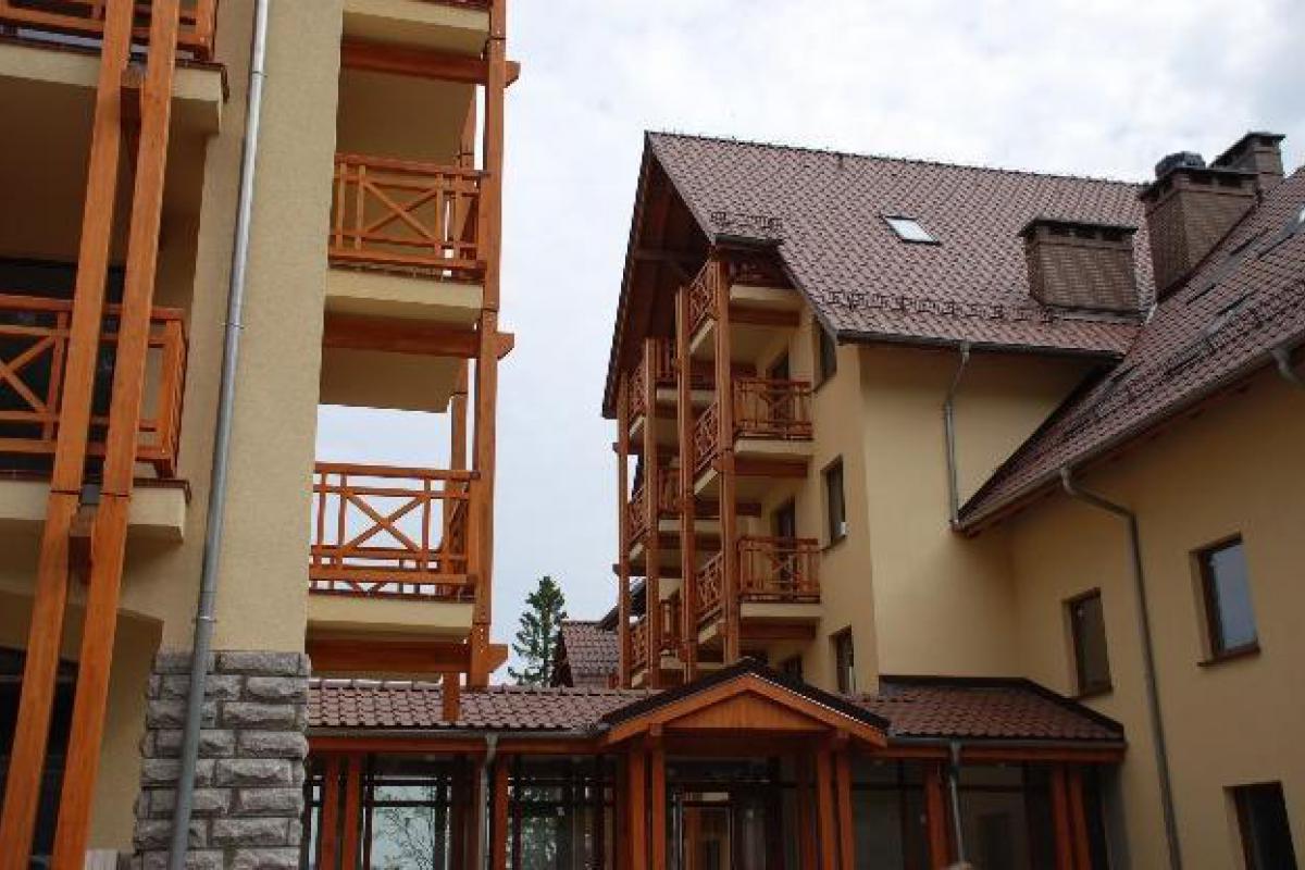Apartamentowiec Szrenica  - Szklarska Poręba , ul. Urocza 5, Urocza 5 Sp. z o.o. - zdjęcie 2