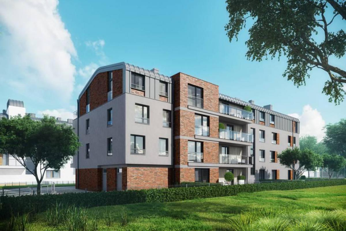 Bronowice Residence IV - inwestycja wyprzedana - Kraków, ul. Chełmońskiego, Atal S.A. - zdjęcie 1