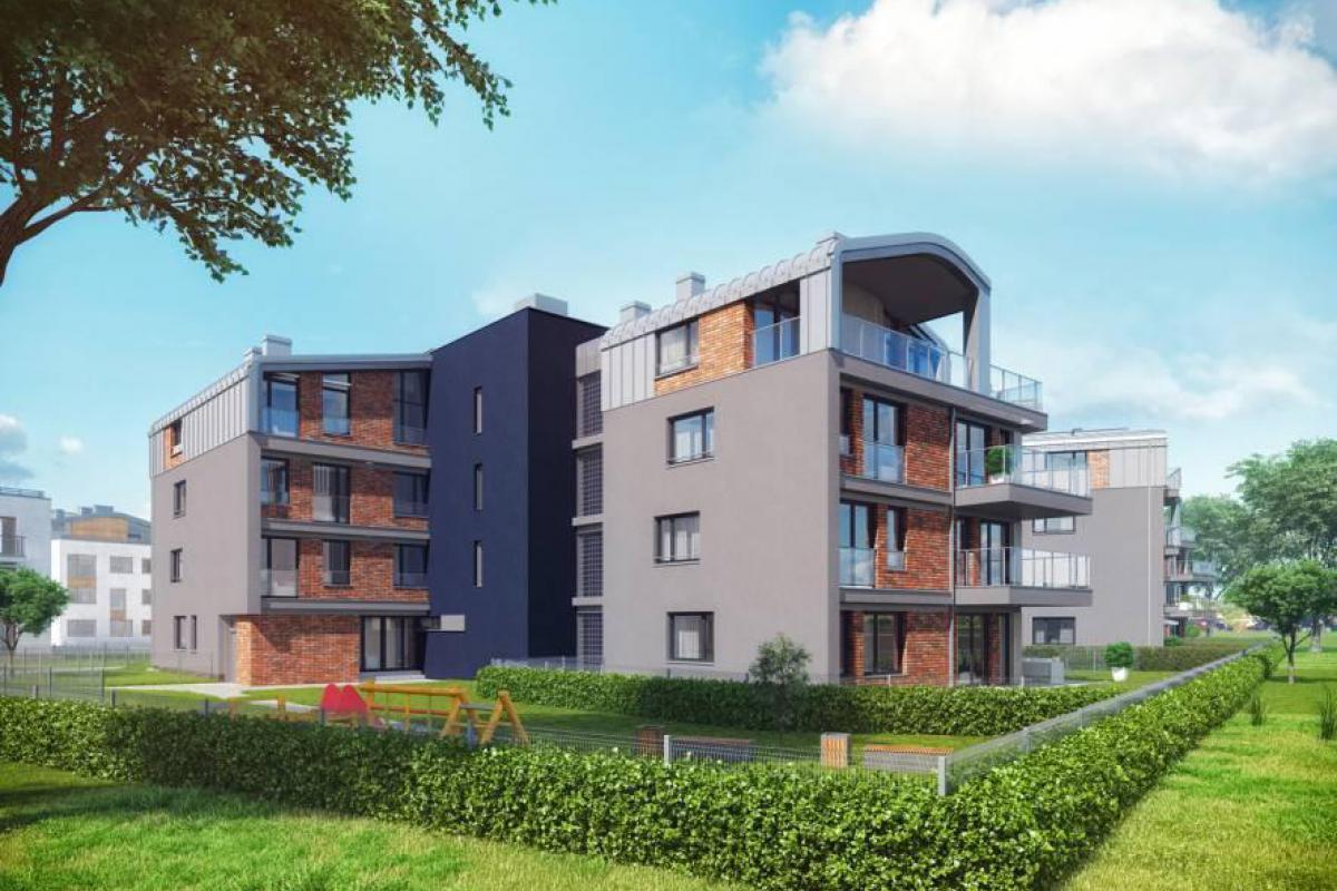 Bronowice Residence IV - inwestycja wyprzedana - Kraków, ul. Chełmońskiego, Atal S.A. - zdjęcie 2