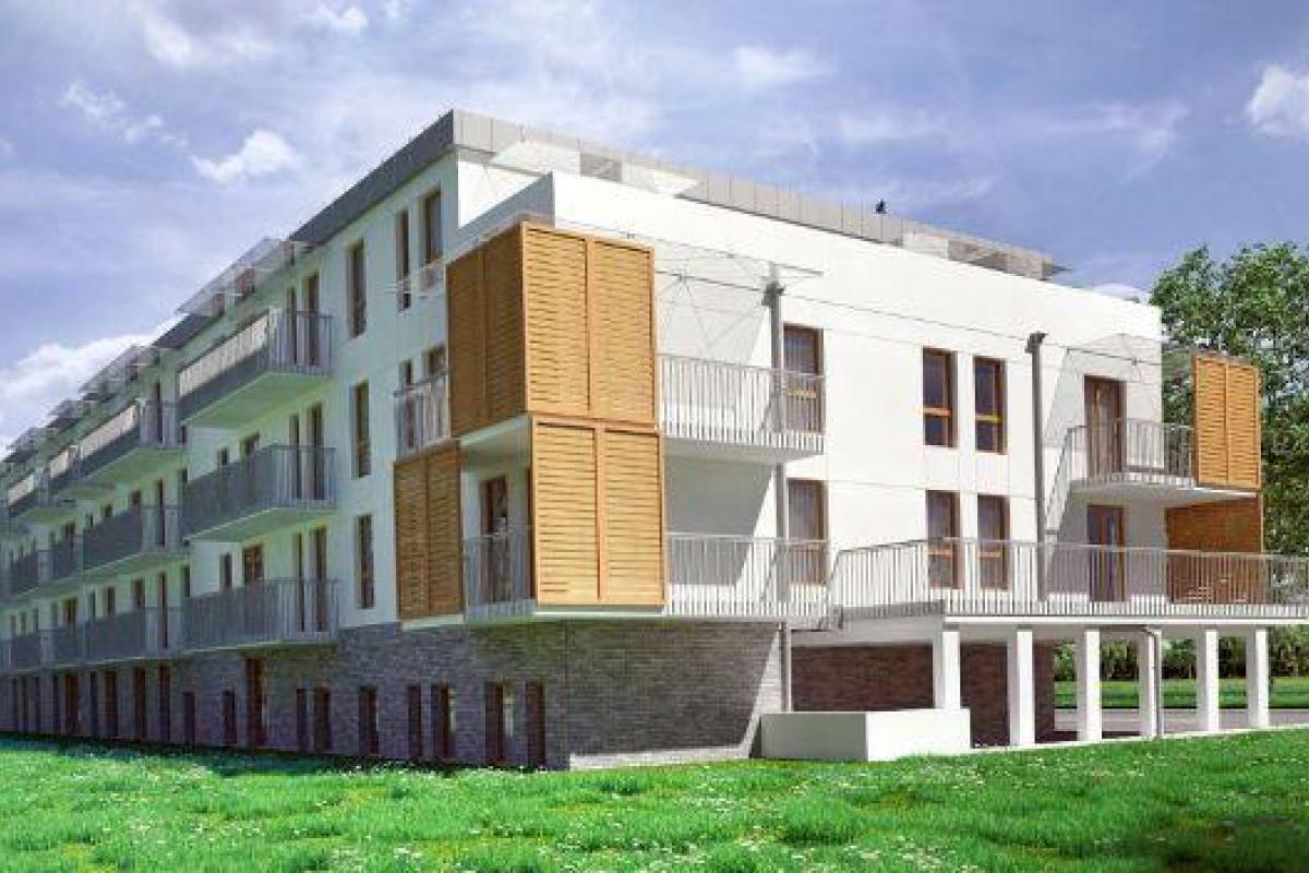 Apartamenty Krzywińska - Warszawa, Bródno, ul. Krzywińska, Yuniversal Podlaski Sp. z o.o. - zdjęcie 2