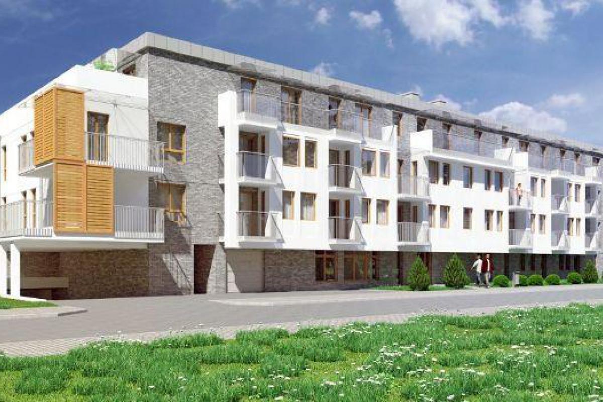 Apartamenty Krzywińska - Warszawa, Bródno, ul. Krzywińska, Yuniversal Podlaski Sp. z o.o. - zdjęcie 3
