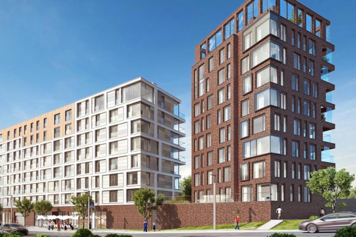 Apartamenty Latarnia - Warszawa, Stara Praga, ul. Okrzei, Port Praski Sp. z o.o. - zdjęcie 1