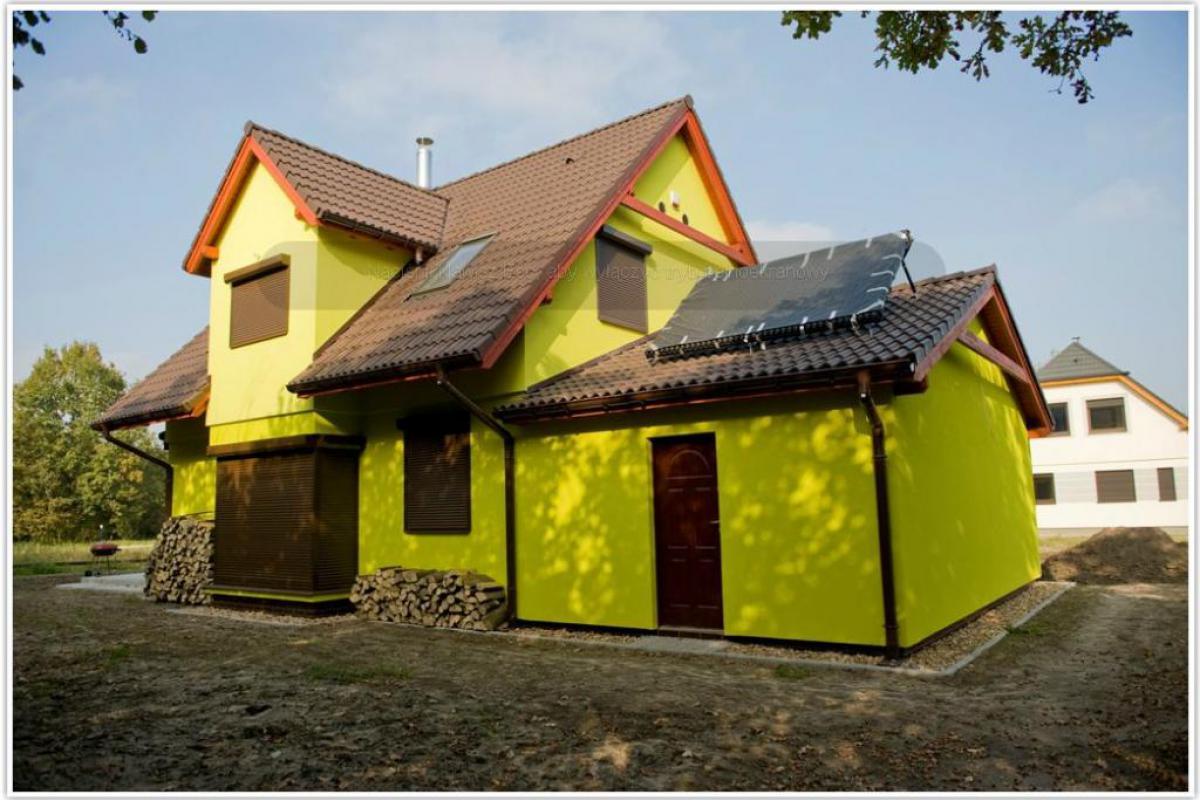 Osiedle Leszczynowe - Wrocław, Strachocin, ul. Strachocińska, Domek Invest Sp. z o.o. - zdjęcie 1