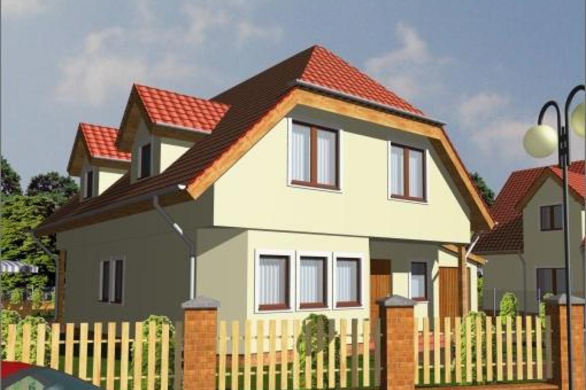 Osiedle Leszczynowe - Wrocław, Strachocin, ul. Strachocińska, Domek Invest Sp. z o.o. - zdjęcie 4