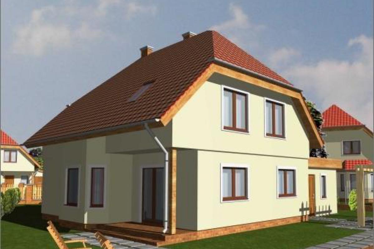 Osiedle Leszczynowe - Wrocław, Strachocin, ul. Strachocińska, Domek Invest Sp. z o.o. - zdjęcie 5