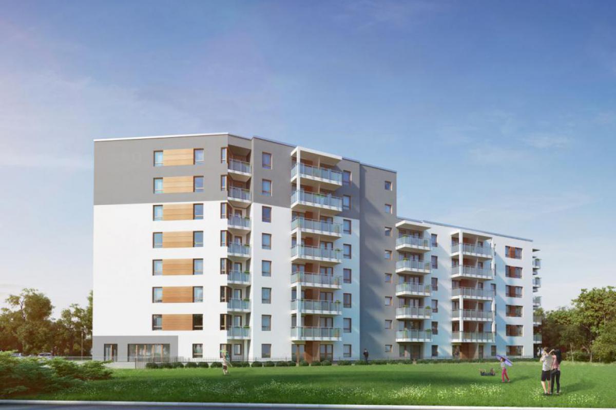La Proximite - Warszawa, ul. Nocznickiego, Bouygues Immobilier Polska Sp. z o.o. - zdjęcie 1