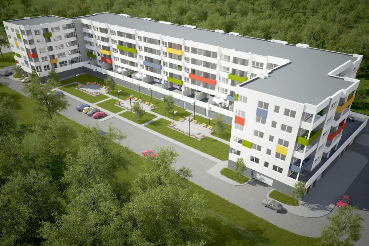 Ewelin - Łódź, Retkinia, ul. Obywatelska 110, Real Development Group Sp. z o.o. Sp.K. - zdjęcie 2
