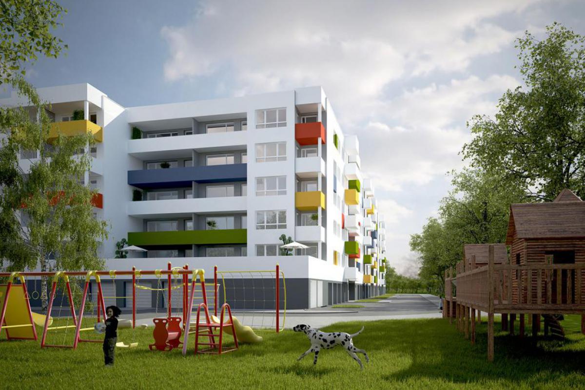 Ewelin - Łódź, Retkinia, ul. Obywatelska 110, Real Development Group Sp. z o.o. Sp.K. - zdjęcie 3