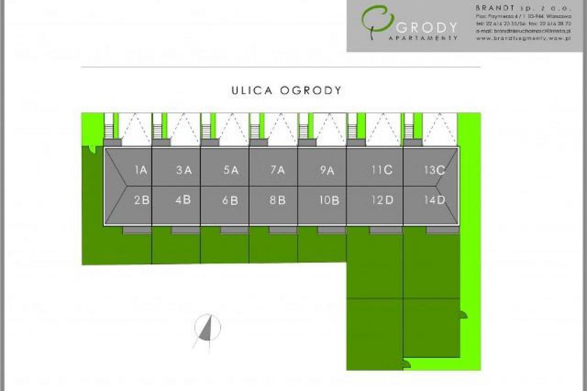 Apartamenty OGRODY - Warszawa, Las, ul. Ogrody, BRANDT Nieruchomości Spółka z.o.o - zdjęcie 2