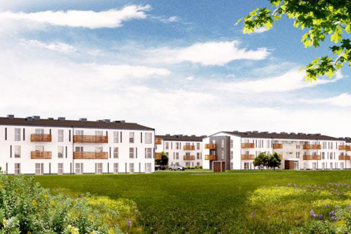 Murapol - Osiedle Nowy Wrocław - nowe mieszkanie już od 568 zł/miesięcznie - Kiełczów, ul. Makowa, Murapol S.A. - zdjęcie 3
